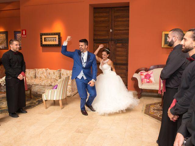 La boda de Jessica y Carlos en Alhaurin De La Torre, Málaga 29