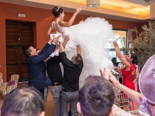 La boda de Jessica y Carlos en Alhaurin De La Torre, Málaga 30