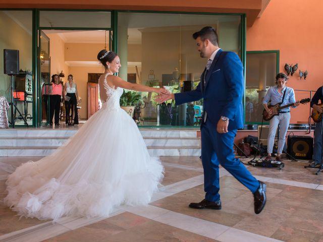 La boda de Jessica y Carlos en Alhaurin De La Torre, Málaga 35