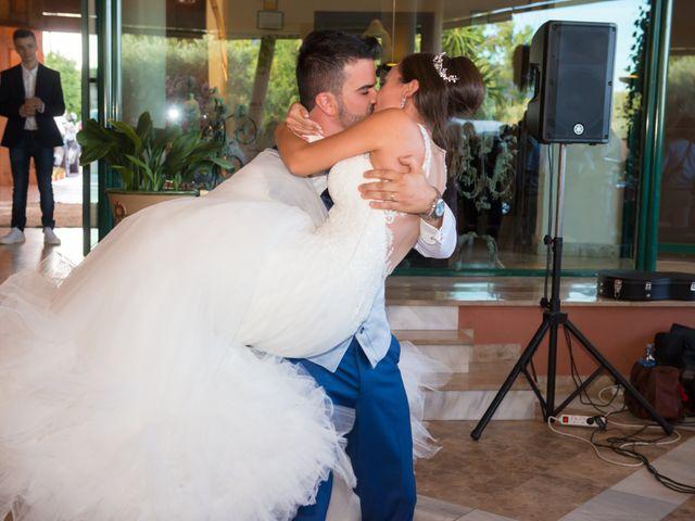 La boda de Jessica y Carlos en Alhaurin De La Torre, Málaga 37