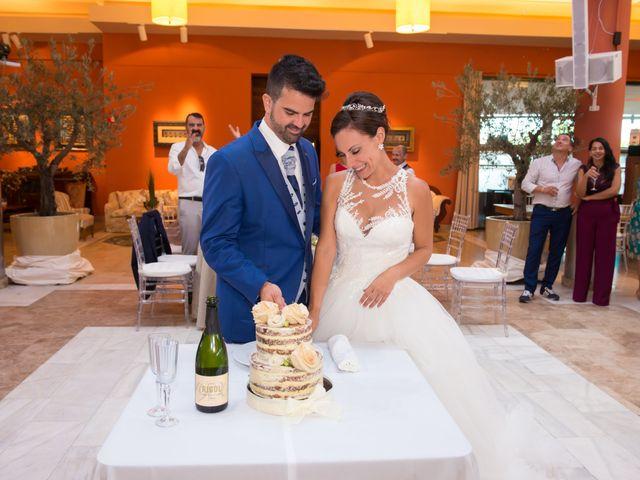 La boda de Jessica y Carlos en Alhaurin De La Torre, Málaga 34