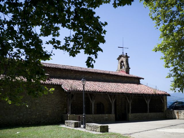 La boda de Ander y Ainhoa en Areeta, Vizcaya 5