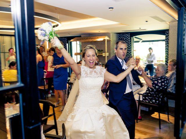 La boda de Ander y Ainhoa en Areeta, Vizcaya 6