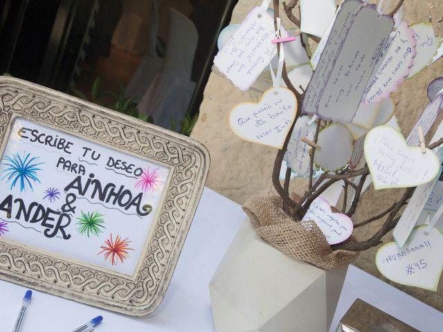 La boda de Ander y Ainhoa en Areeta, Vizcaya 8