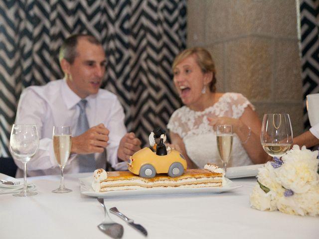 La boda de Ander y Ainhoa en Areeta, Vizcaya 10