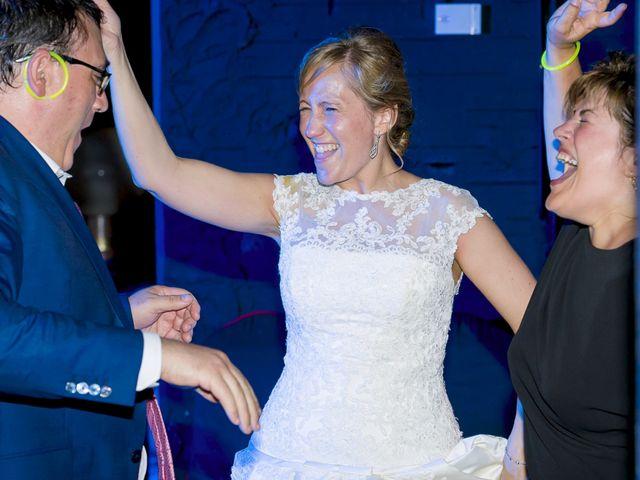La boda de Ander y Ainhoa en Areeta, Vizcaya 14