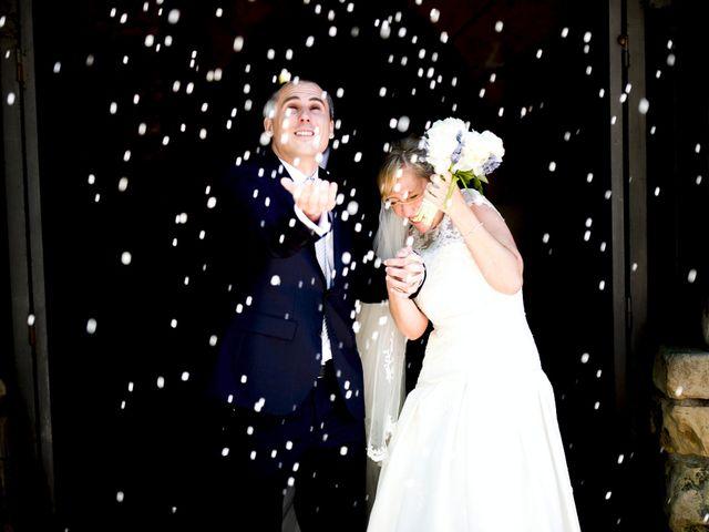 La boda de Ander y Ainhoa en Areeta, Vizcaya 15