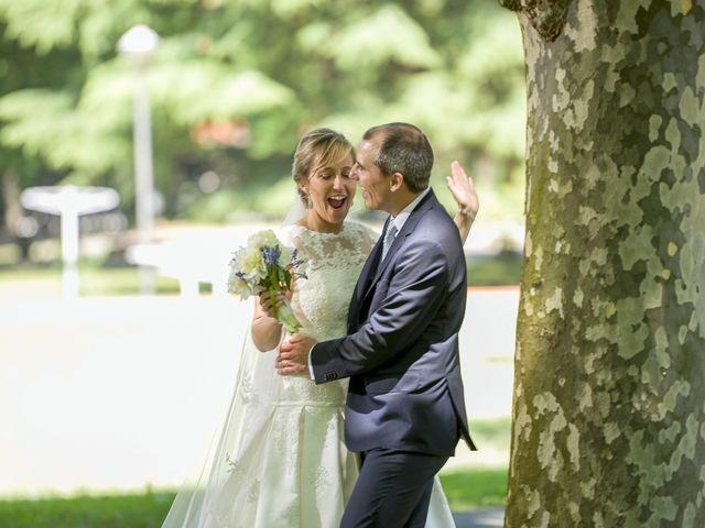 La boda de Ander y Ainhoa en Areeta, Vizcaya 22