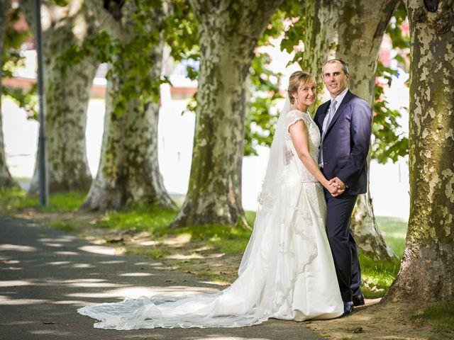 La boda de Ander y Ainhoa en Areeta, Vizcaya 26