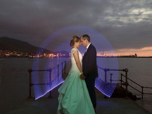 La boda de Ander y Ainhoa en Areeta, Vizcaya 2