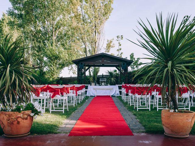 La boda de Aitor y Jen en Pinto, Madrid 4