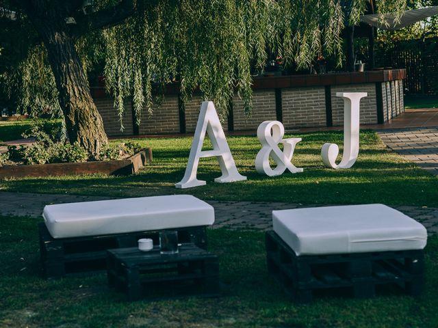 La boda de Aitor y Jen en Pinto, Madrid 8