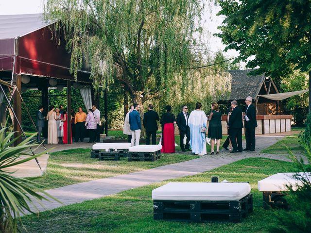 La boda de Aitor y Jen en Pinto, Madrid 9