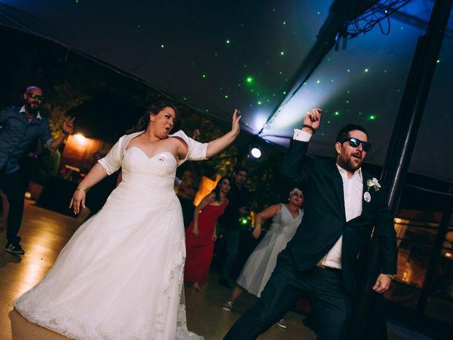 La boda de Jen y Aitor