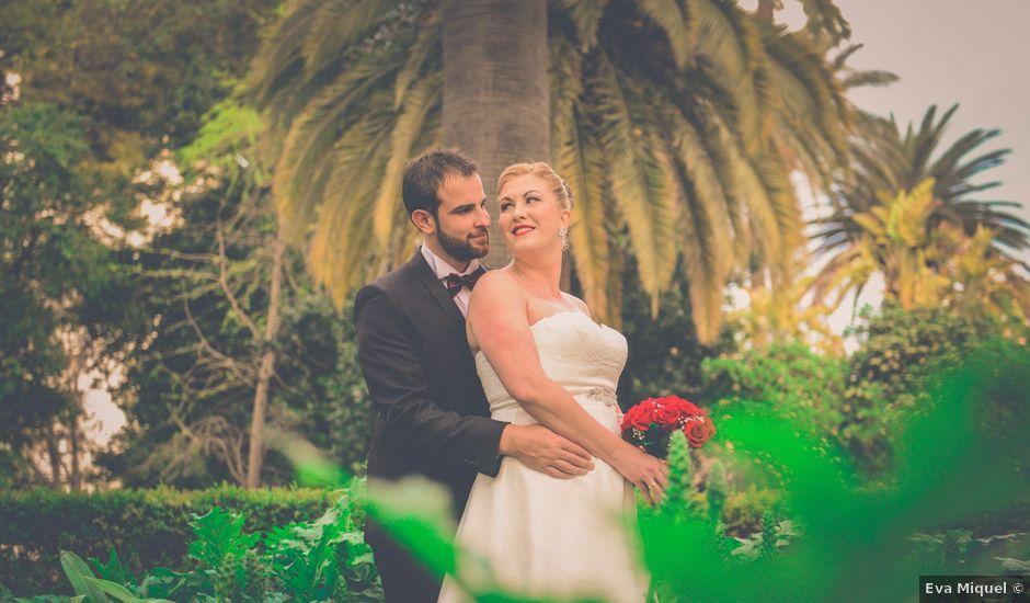 La boda de Javi y Naty en Valencia, Valencia