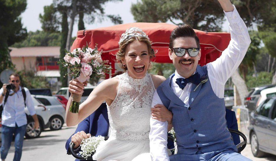 La boda de Pau y Ann en Muro, Islas Baleares