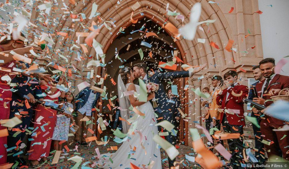 La boda de Antonio y Ana en Torre Del Mar, Málaga