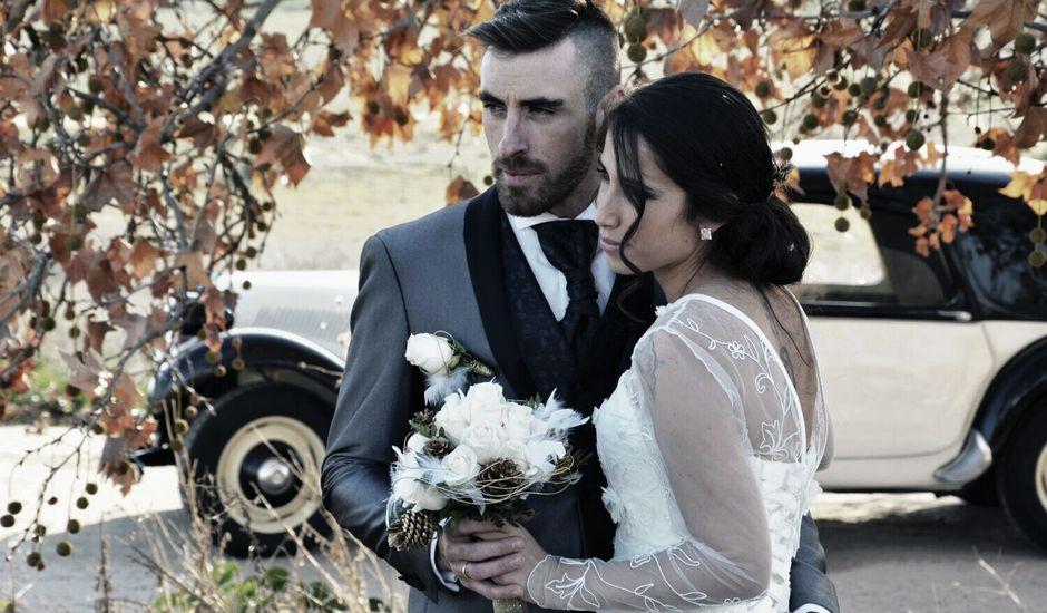 La boda de David  y Isabel  en Navalcarnero, Madrid