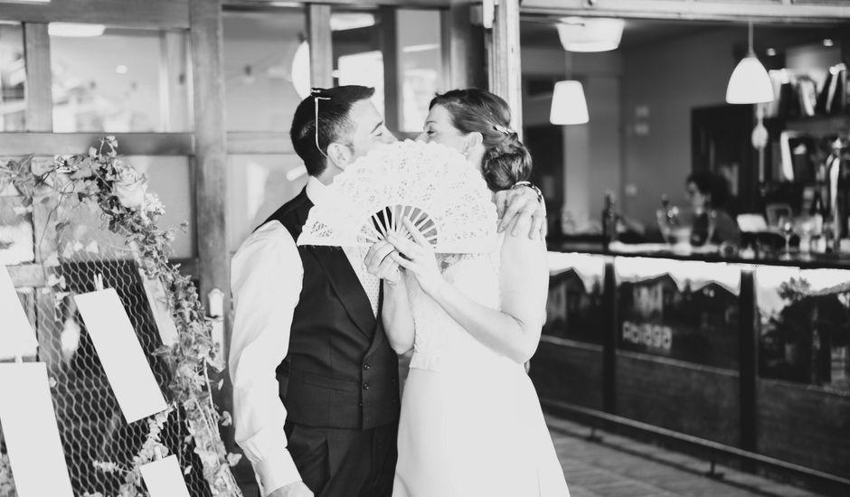 La boda de Estela y Mikel en Llodio, Álava