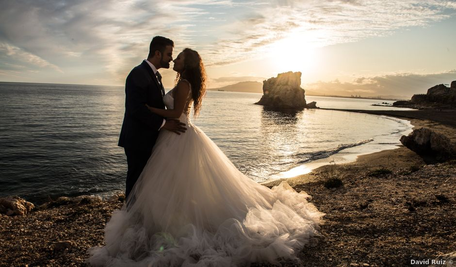 La boda de Jessica y Carlos en Alhaurin De La Torre, Málaga