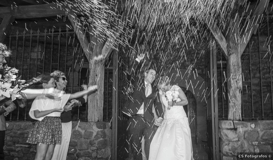 La boda de Ander y Ainhoa en Areeta, Vizcaya