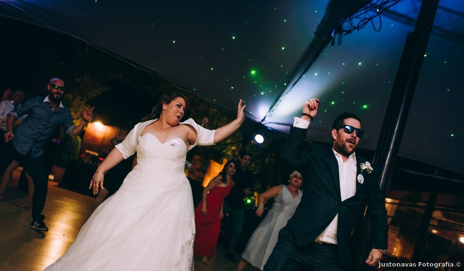 La boda de Aitor y Jen en Pinto, Madrid