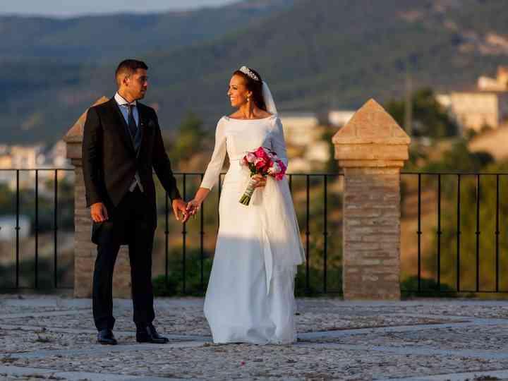 La boda de Tatiana y Juanda
