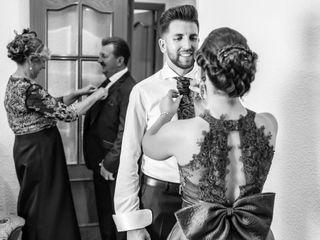 La boda de Cintia y Fran 2