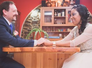 La boda de Sandra y Raúl 1