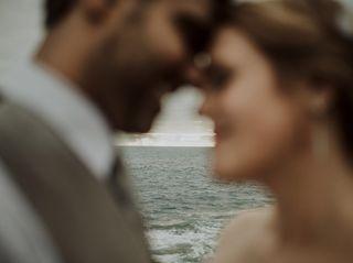 La boda de Lisa y Ravi