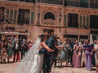 La boda de Silvia y José