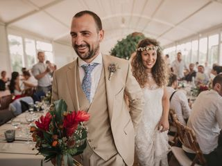 La boda de Marina y Felipe