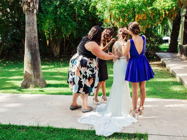 La boda de Fran y Cintia en Elx/elche, Alicante 11