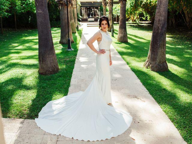 La boda de Fran y Cintia en Elx/elche, Alicante 13