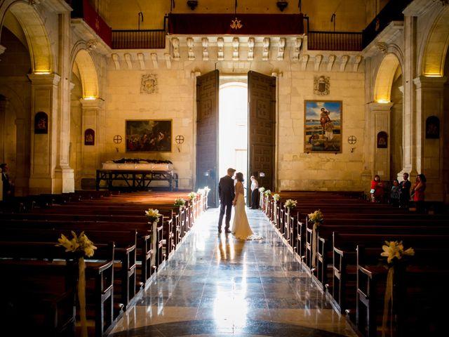 La boda de Fran y Cintia en Elx/elche, Alicante 14