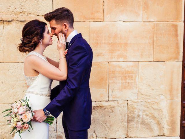 La boda de Fran y Cintia en Elx/elche, Alicante 16