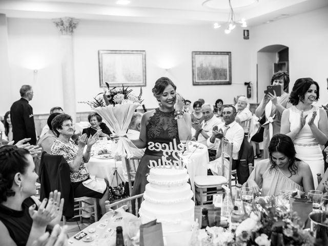 La boda de Fran y Cintia en Elx/elche, Alicante 23