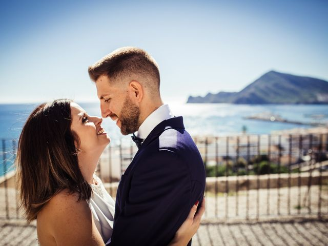 La boda de Fran y Cintia en Elx/elche, Alicante 27