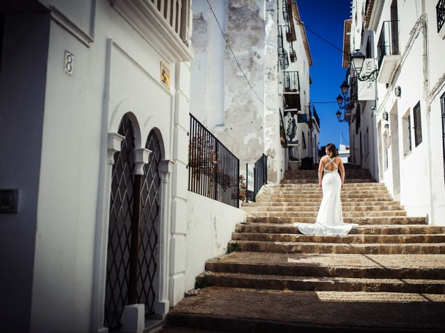 La boda de Fran y Cintia en Elx/elche, Alicante 28