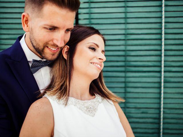 La boda de Fran y Cintia en Elx/elche, Alicante 29