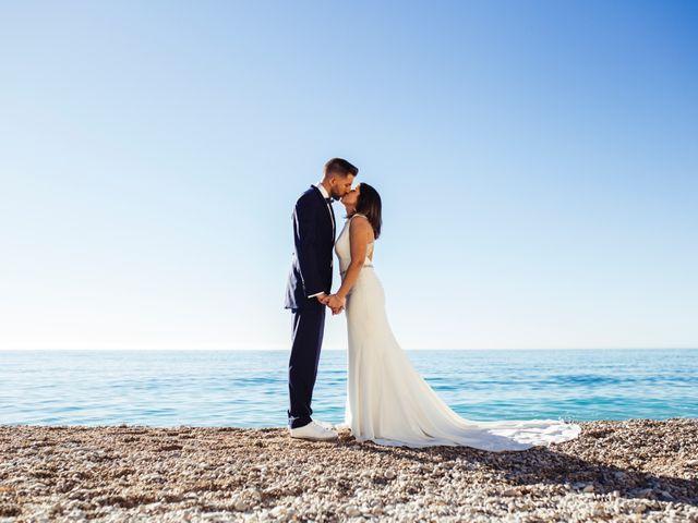 La boda de Fran y Cintia en Elx/elche, Alicante 33