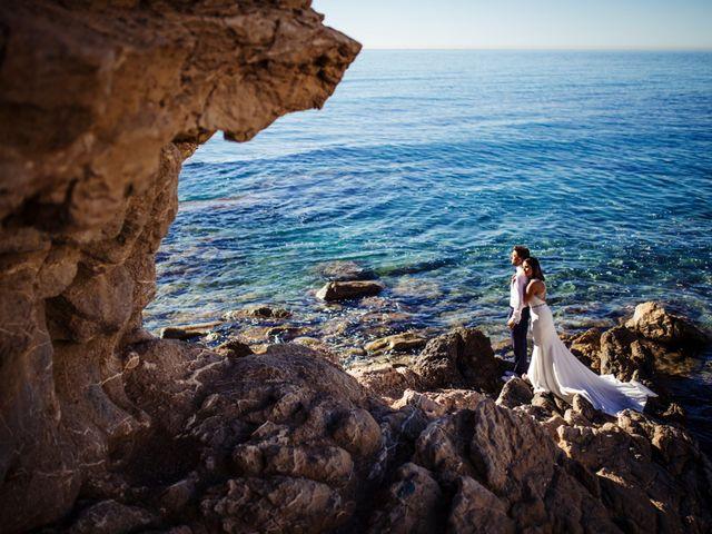 La boda de Fran y Cintia en Elx/elche, Alicante 35