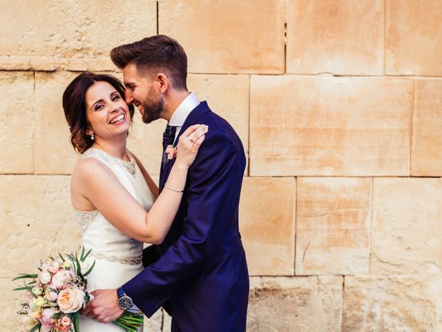 La boda de Fran y Cintia en Elx/elche, Alicante 17