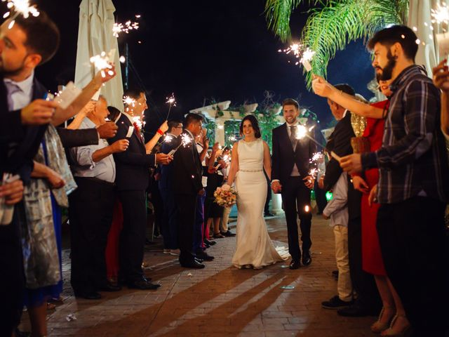 La boda de Fran y Cintia en Elx/elche, Alicante 32