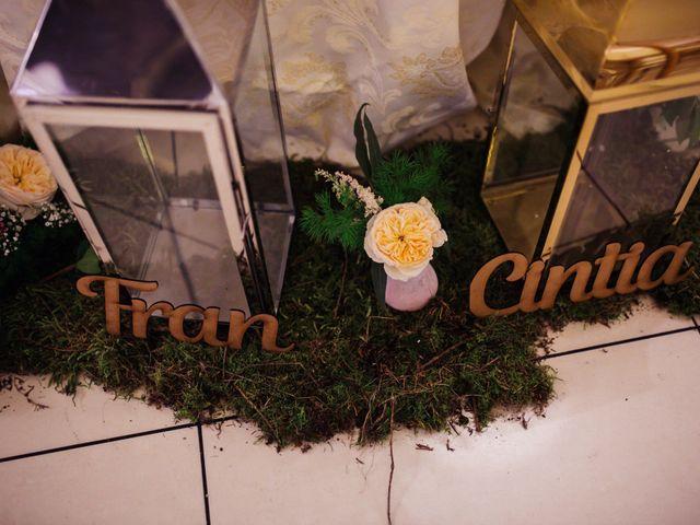 La boda de Fran y Cintia en Elx/elche, Alicante 34