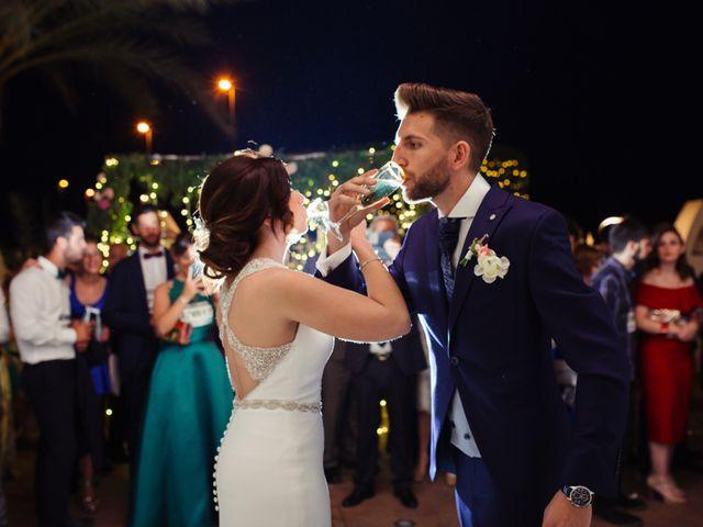 La boda de Fran y Cintia en Elx/elche, Alicante 37