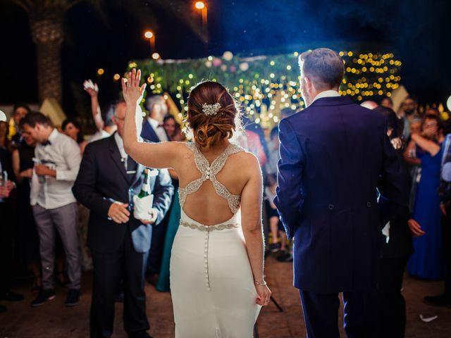 La boda de Fran y Cintia en Elx/elche, Alicante 38