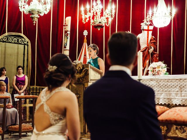 La boda de Fran y Cintia en Elx/elche, Alicante 12