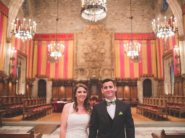 La boda de Antonio y Elena en Barcelona, Barcelona 19