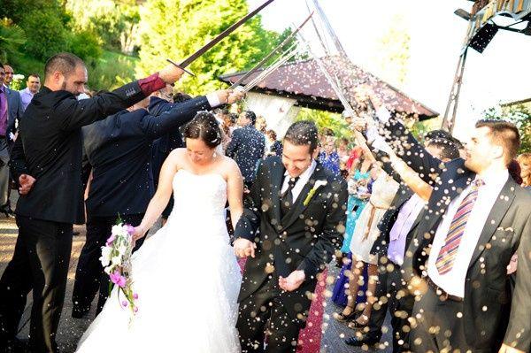 La boda de Adrián y Tamara en Sagunt/sagunto, Valencia 22